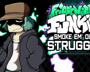 Friday Night Funkin' Smoke 'Em Out Struggle for chromebooks