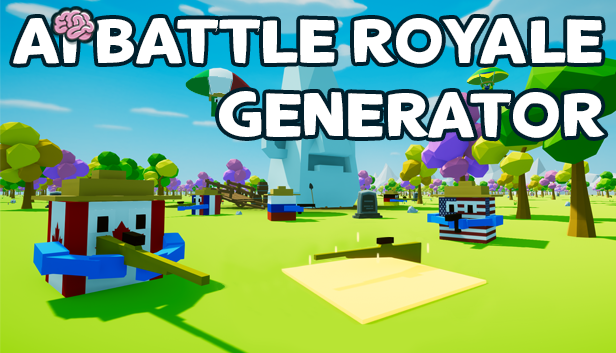 AI Battle Royale Generator on Steam