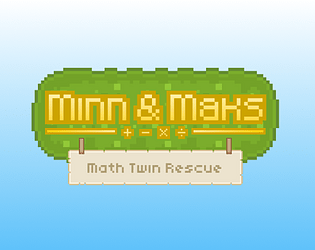 Minn & Maks: Math Twin Rescue [Free] [Puzzle] [Windows]