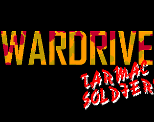 Wardrive [Free] [Action]