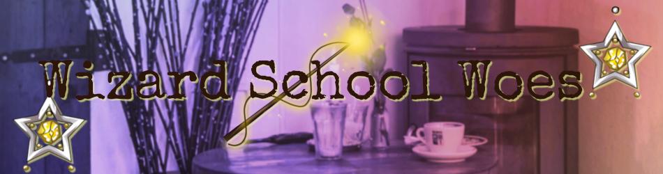 Wizard School Woes