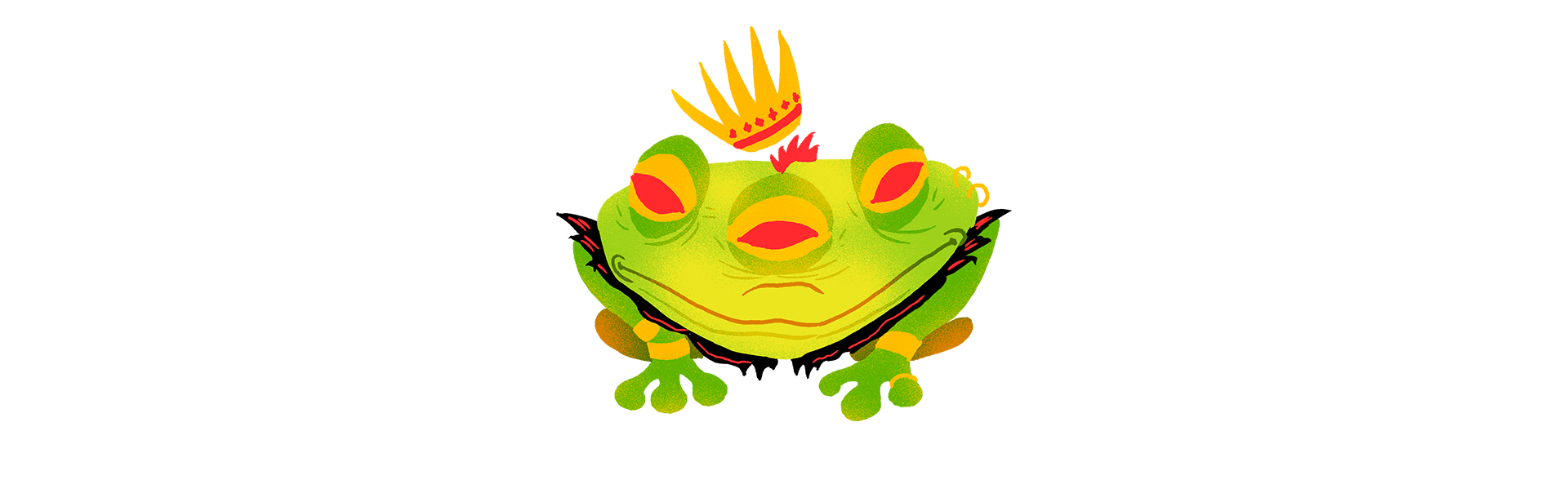 The Toad Queen