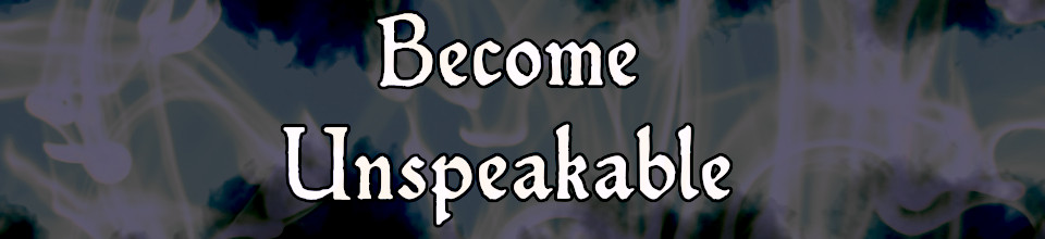 Become Unspeakable: Strip Poker For The Soul