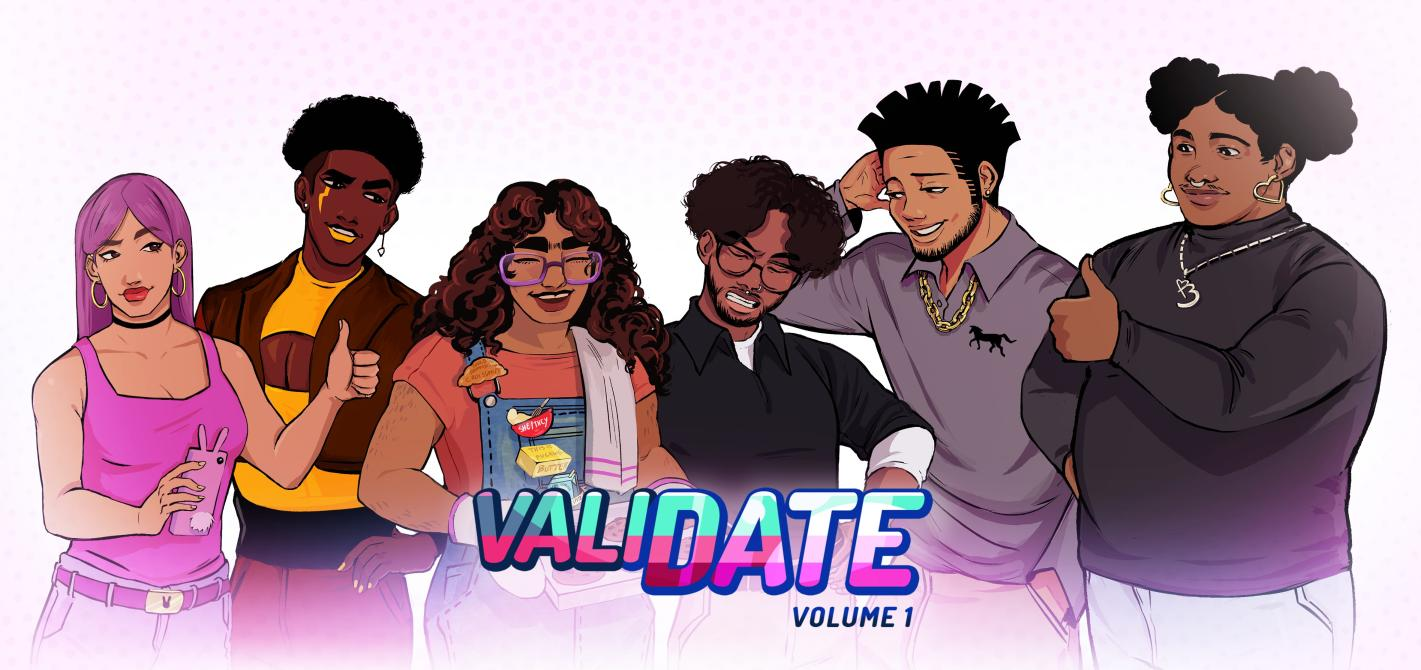 ValiDate: Struggling Singles in Your Area Demo