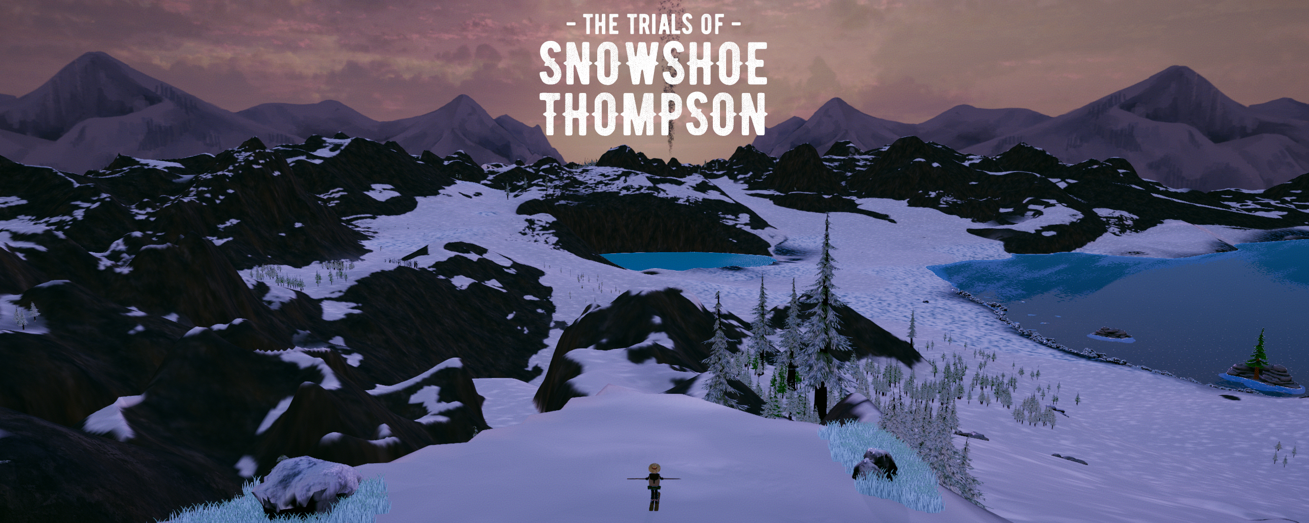 The Trials of Snowshoe Thompson