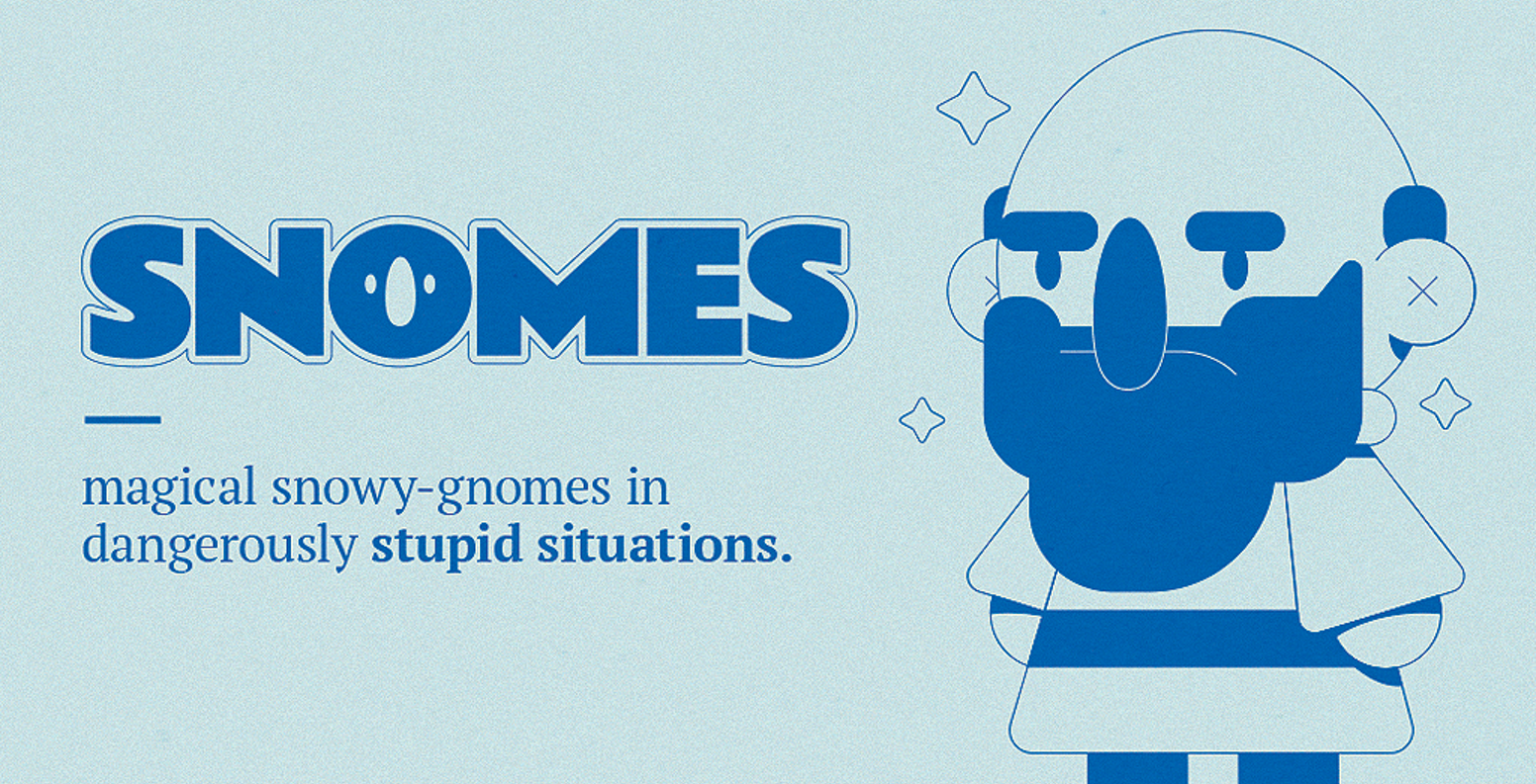 Snomes: A Quirky RPG Zine