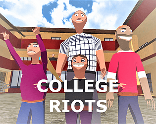 COLLEGE RIOTS [Free] [Action] [Windows] [Android]