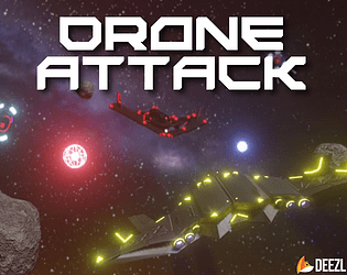 Drone Attack - Space Shooter Game