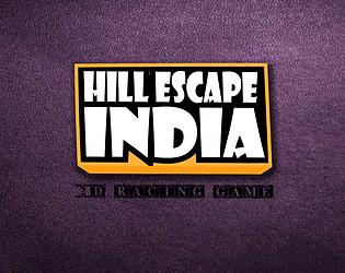 Hills Escape India - 2d Racing Game