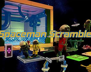 Spaceman Scramble
