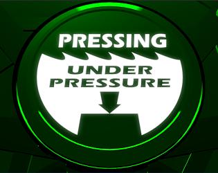 Pressing Under Pressure