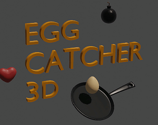 Egg Catcher 3D