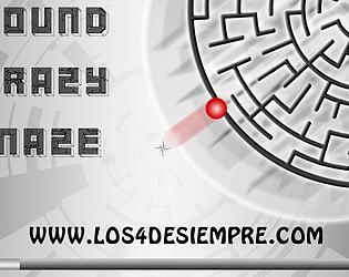 Round Crazy Maze
