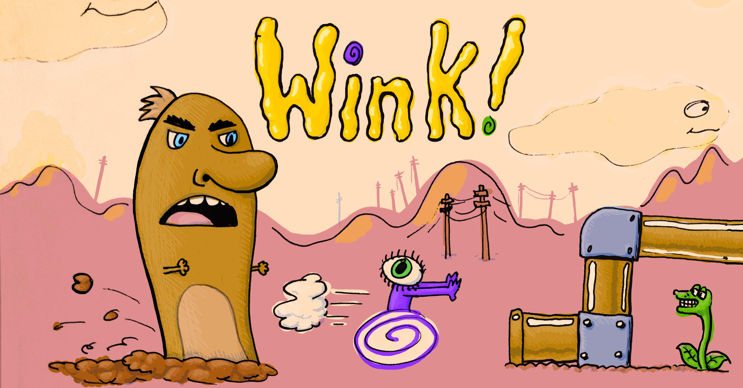 Wink GameBoy - Beta 4