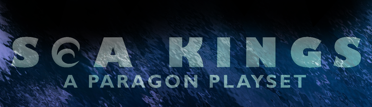 Sea Kings: A Paragon Playset