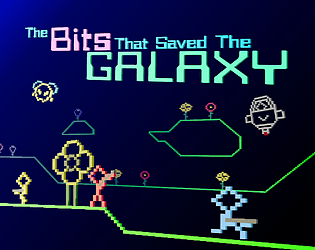 The Bits That Saved the Galaxy [Free] [Action] [Windows] [Linux]