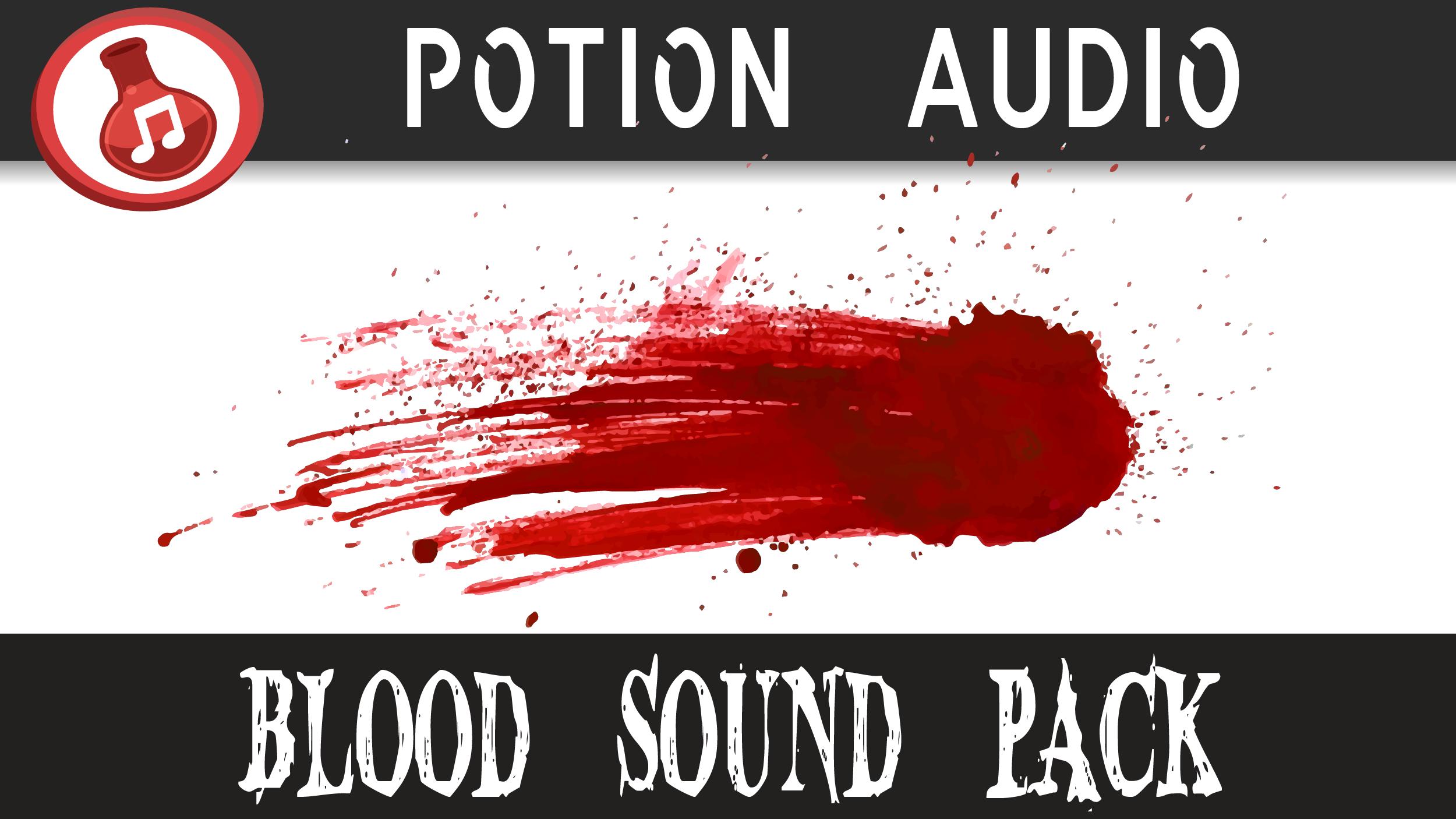 Blood Sound Pack