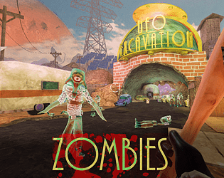Zombies from Another Planet [Demo] [Free] [Shooter] [Windows]