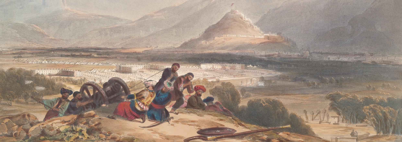 Kabul 1841 - The Siege of Alexander Burnes' House