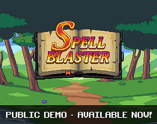 Spellblaster - Demo [Free] [Action] [Windows]