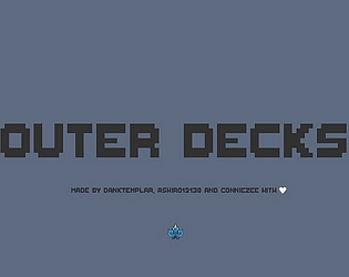OuterDecks [Free] [Card Game] [Windows] [macOS]