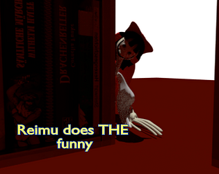 Reimu does the funny [Free] [Other] [Windows]