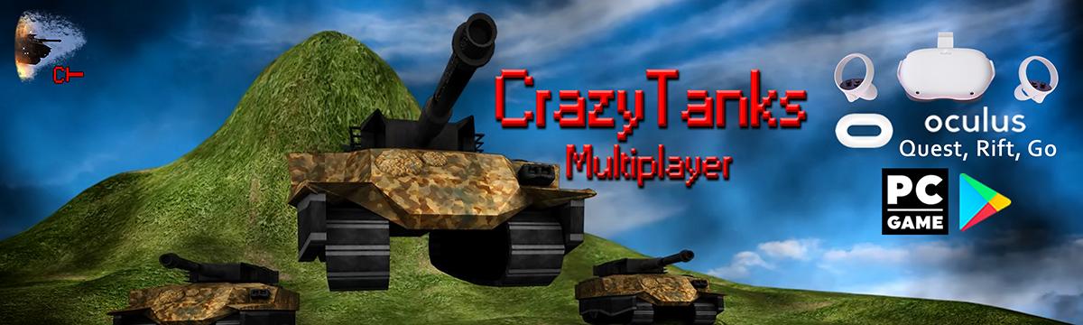 CrazyTanks Multiplayer