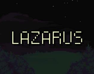 Lazarus [Free] [Platformer] [Windows]
