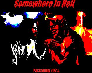SOMEWHERE IN HELL [Free] [Platformer]