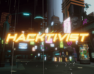 HACKTIVIST [Free] [Adventure] [Windows]
