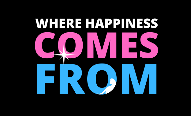 Where happiness comes from