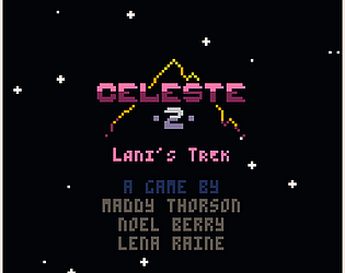 Celeste Classic 2 [Free] [Platformer] [Windows] [Linux]