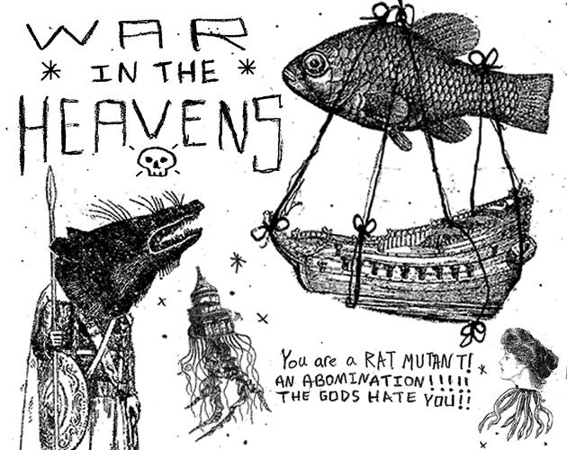 War In The Heavens