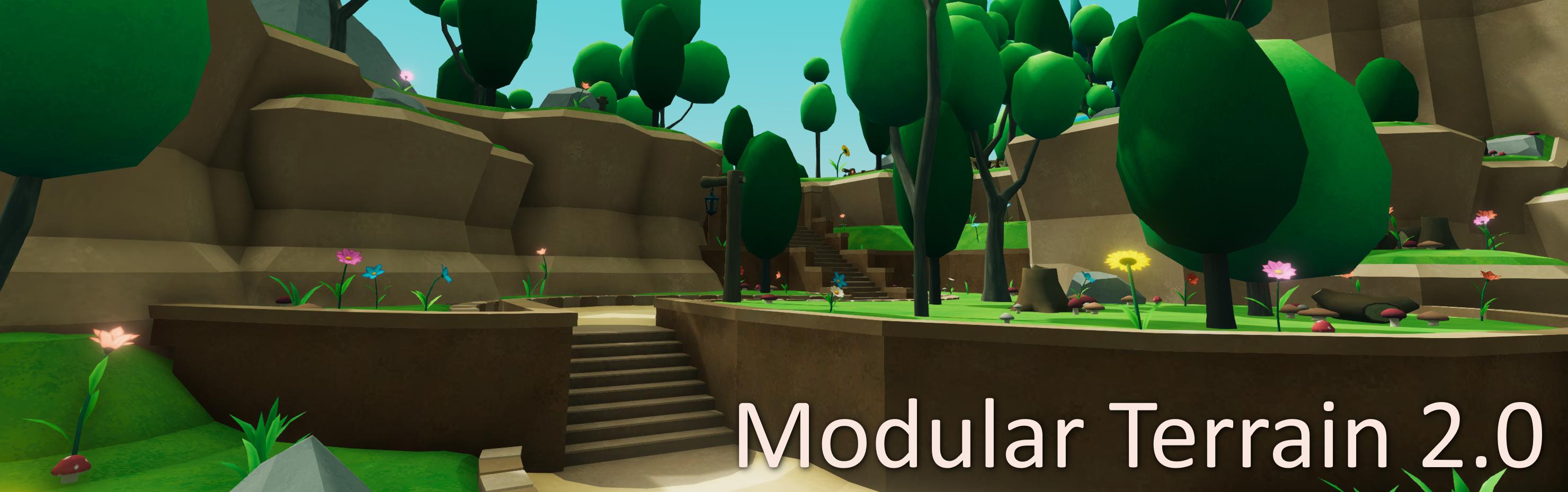Modular Terrain 2.0