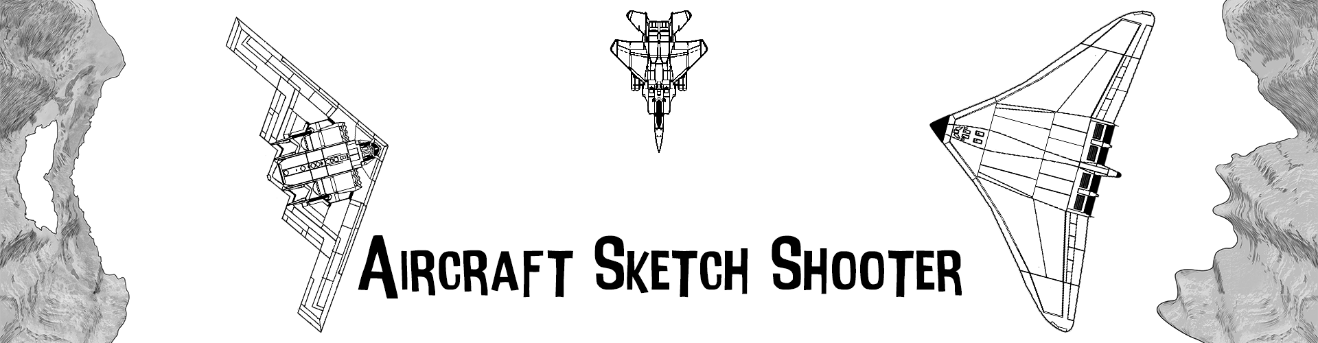 Aircraft Sketch Shooter