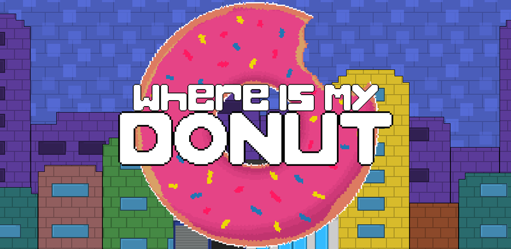 Where is my Donut (no ads)