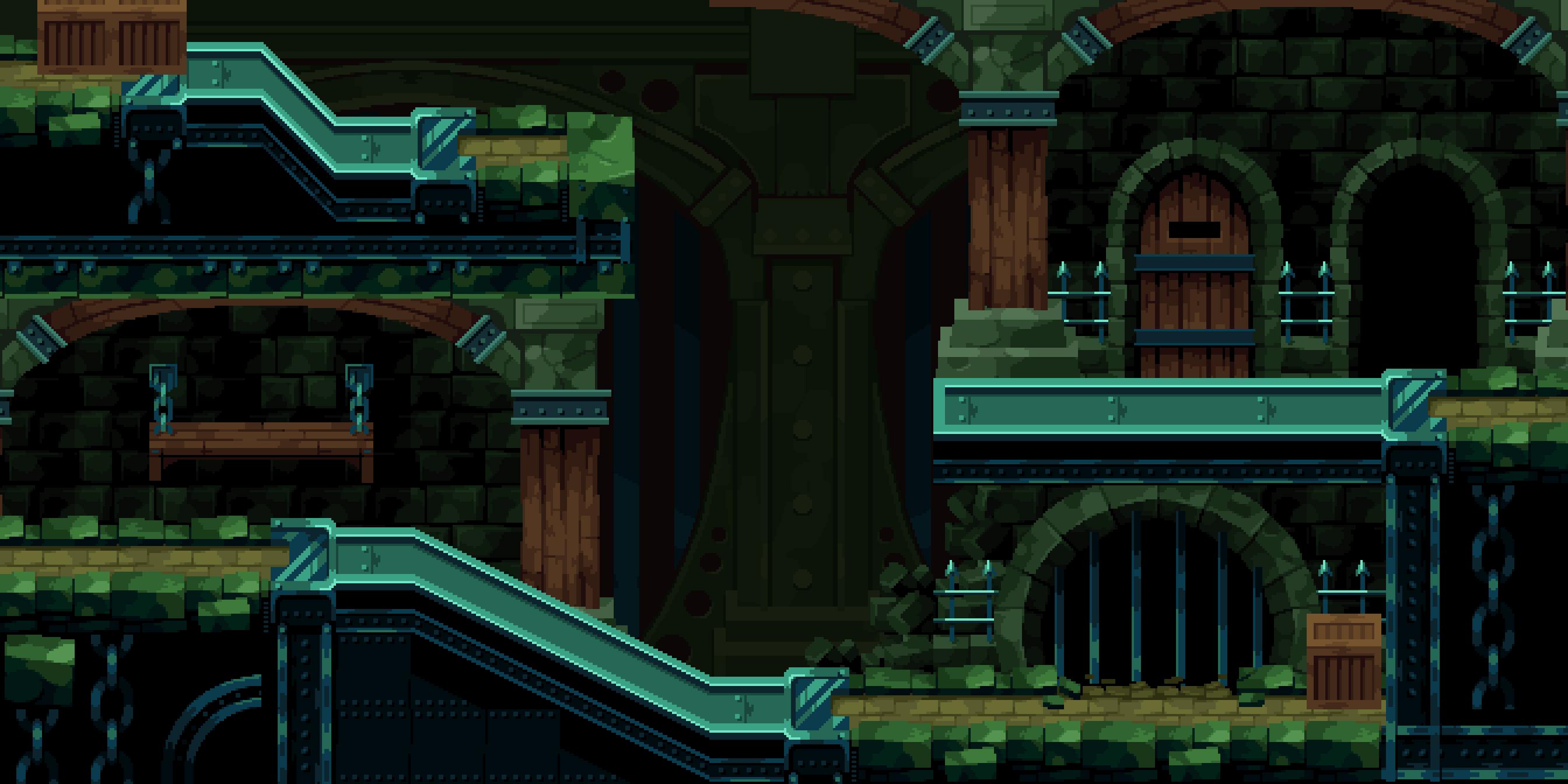 Hero's Journey - Dungeon Prison