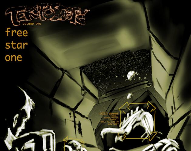 Teratoscope Vol. 2: Freestar One