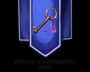 Micro-gamebook jam