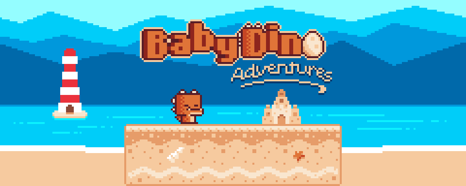 Baby Dino Adventures (Early Access)