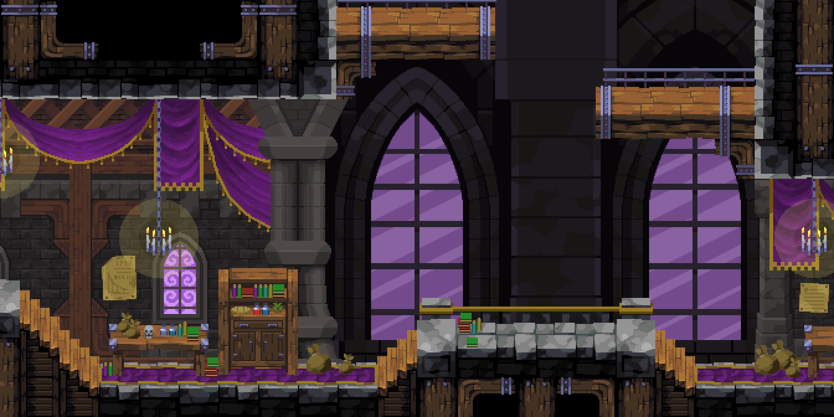 Hero's Journey - Castle Hall - Free