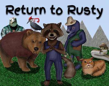 Return To Rusty logo