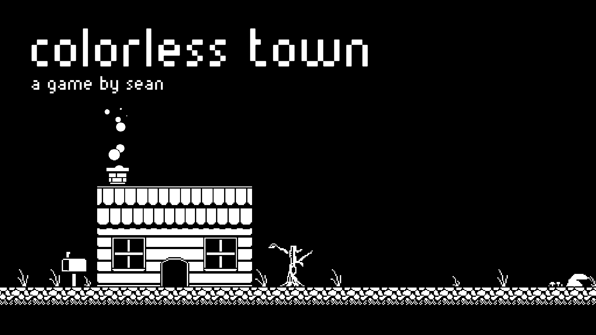 Colorless Town