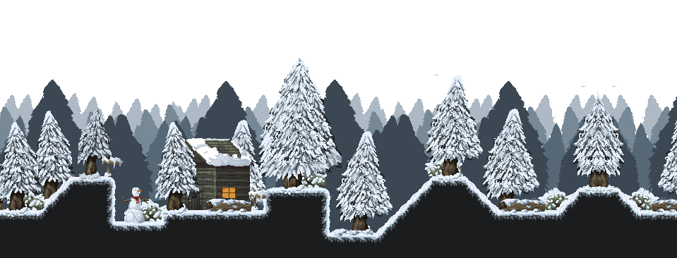 Kauzz | Winter Forest (WIP)