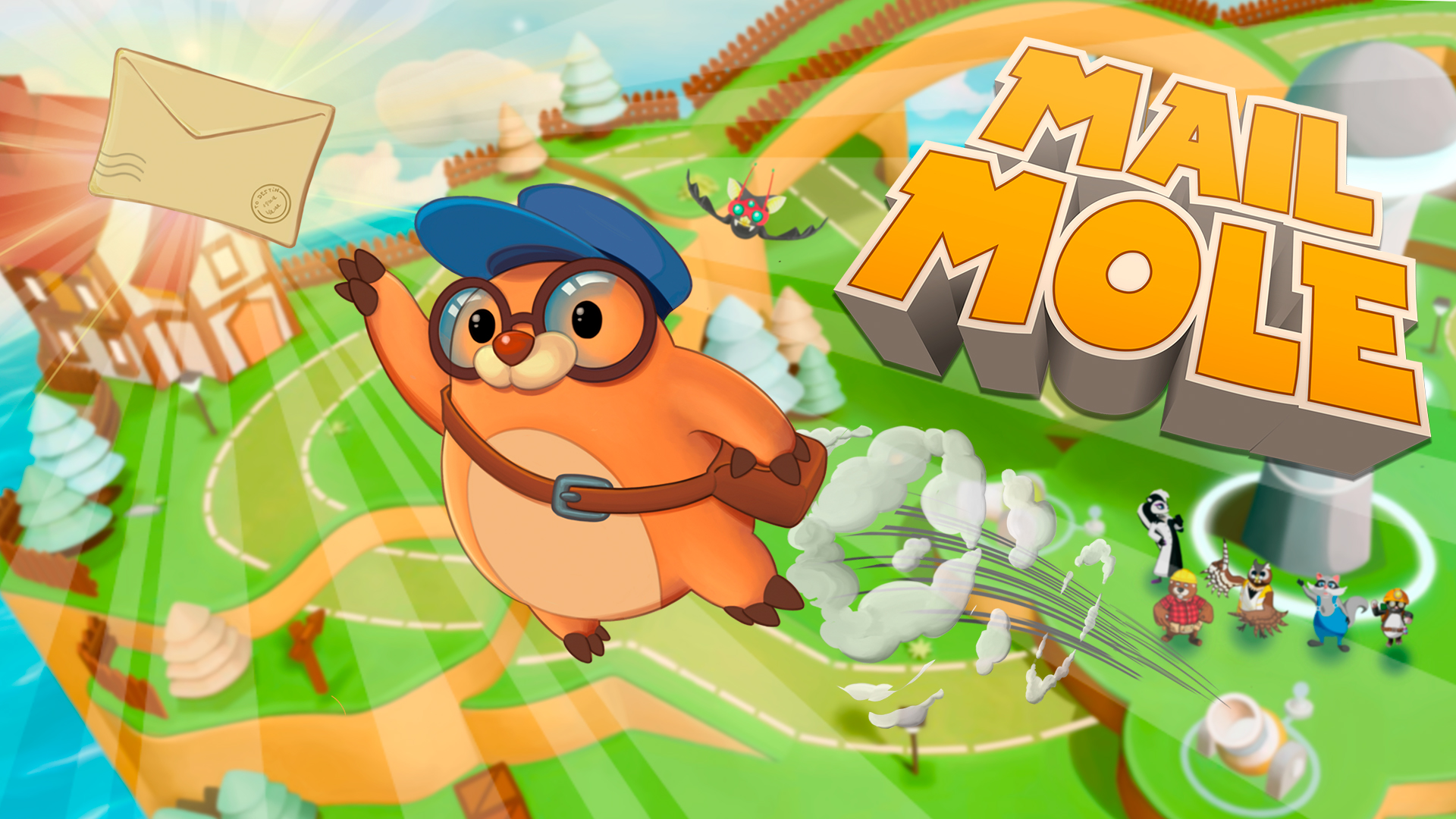 Mail Mole - Talpa Games