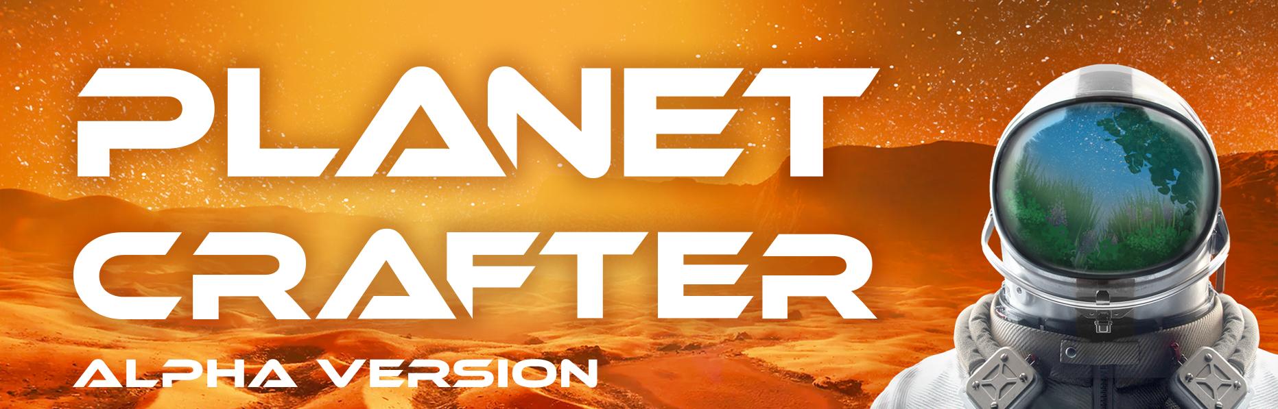 Planet Crafter Alpha