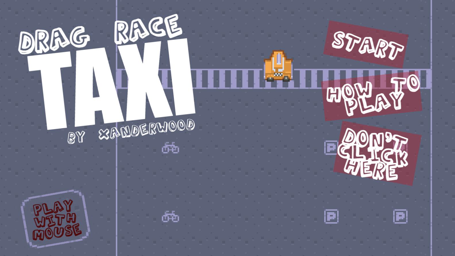 Drag Race Taxi