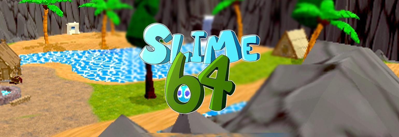 Slime 64 Movement Demo