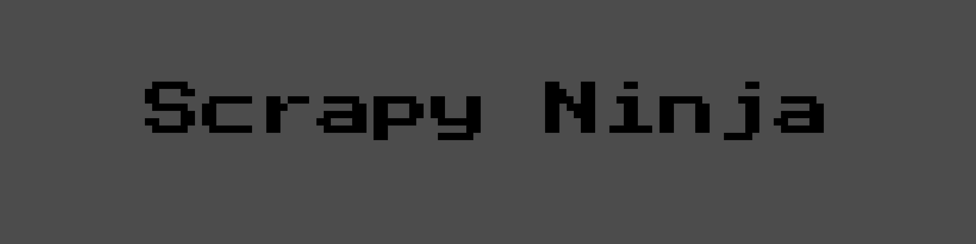 Scrapy Ninja