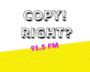Copy! Right?